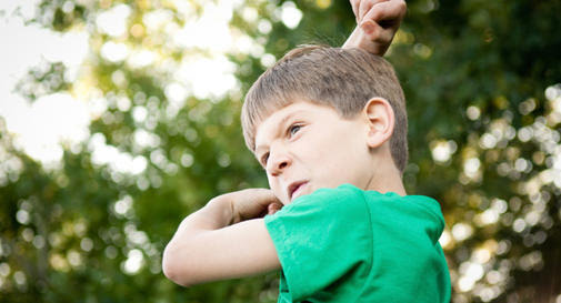 Aggression in children: Why it happens and what to do about it