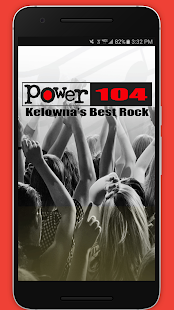 Power 104 Kelowna's Best Rock- screenshot thumbnail