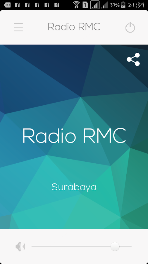 Radio RMC Surabaya- screenshot