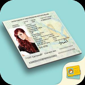 App Fake UK Passport ID Maker APK for Windows Phone | Download