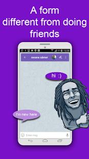 Random chat - Global Random Chat - náhled