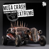 Mega Crash Cars Extreme Next Gen Engine