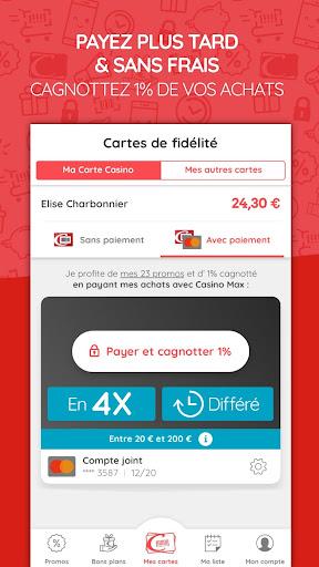 Casino Max u2013 Promos & fidu00e9litu00e9 9.1.0 screenshots 6