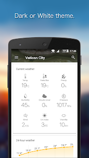 Weawow Current Weather - Free, No Ads & Beautiful- screenshot thumbnail