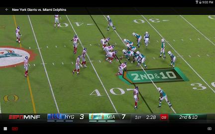ESPN Screenshot 9