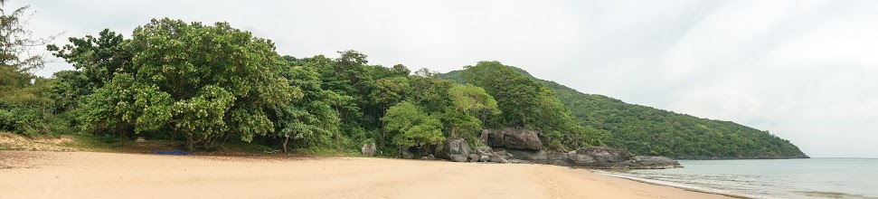 Photo: Đầm Trầu beach