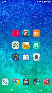Aurora UI Square - Icon Pack v2.0.3