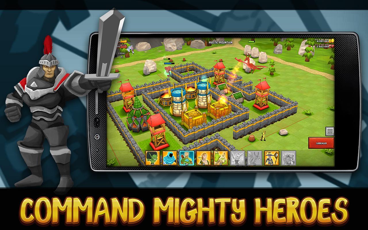 Greed for Glory: War Strategy- screenshot