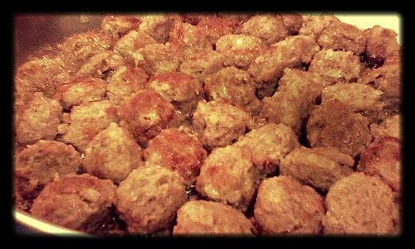Mama's Meatballs Recipe