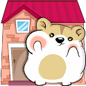 Hamster Pet House Decorating Games icon