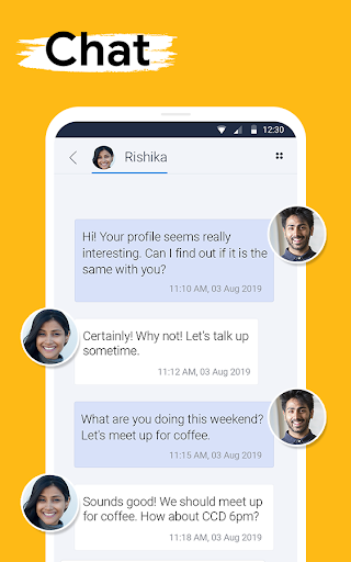 QuackQuack - Best Online Dating App in India 6.3.7 Screenshots 4