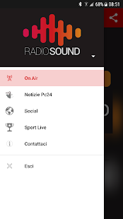 Radio Sound- screenshot thumbnail