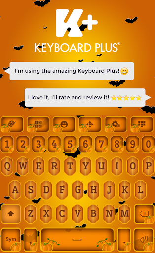 Pumpkin Keyboard