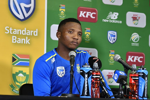 Warriors batsman Sinethemba Qeshile likely to make his Proteas debut in the second T20 against Sri Lanka
