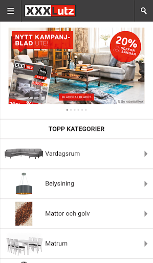XXXLutz Sverige Apk 1