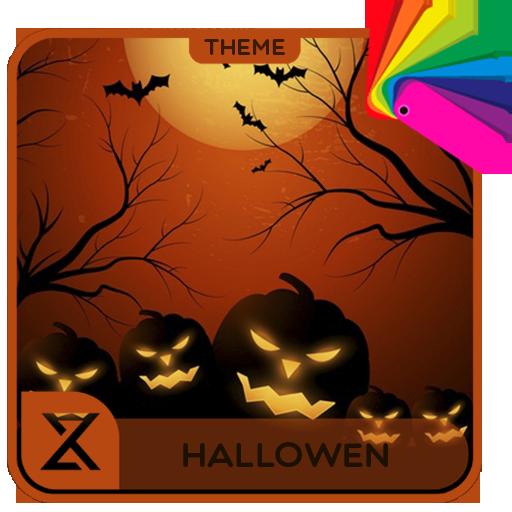 Theme XPERIEN™ - Halloween