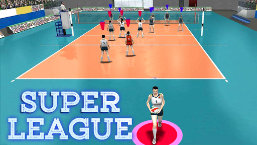 Volleyball Super League 1.1 Screenshots 6