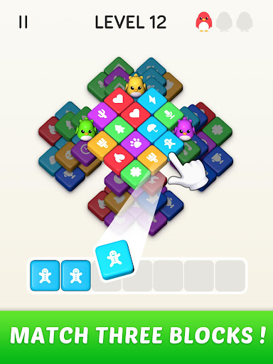 Block Blast 3D : Triple Tiles Matching Puzzle Game 3.40.009 screenshots 9