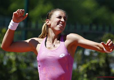 Le match entre Petra Martic et Polona Hercog au tournoi de Rabat a été annulé