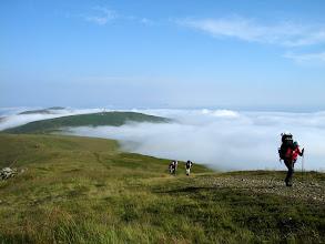 Photo: Borżawa - podejście na Wielki Wierch