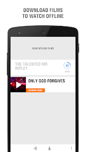 MUBI — Curated Cinema App Download For Android and iPhone 5