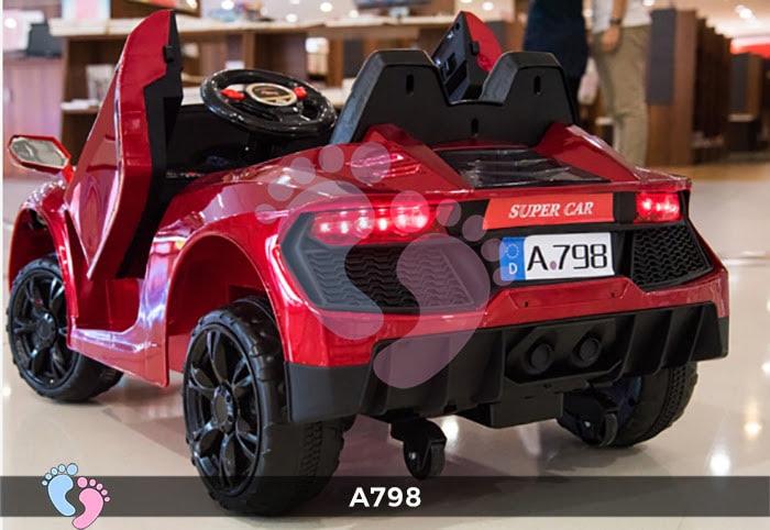 Xe ô tô điện trẻ em Lamborghini A798 4