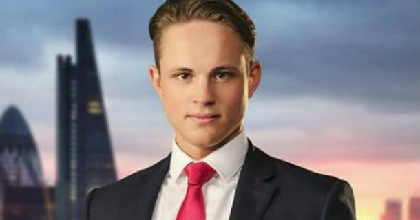 The Apprentice's Jade English had 'genuine connection' with James White