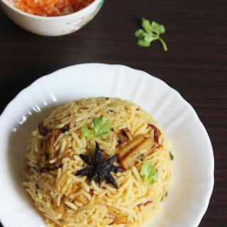 Potato Rice.