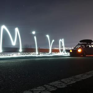 ミラ L700S FF.5MT 3ドアセダンのカスタム事例画像 まるちゃんさんの2019年01月11日15:11の投稿
