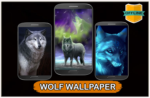 Download Wolf Wallpaper 4k On Pc Mac With Appkiwi Apk