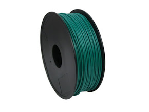 Green ABS Filament - 3.00mm