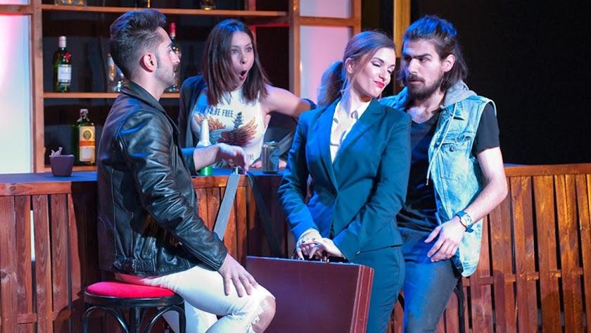 El musical 'Chiquilla', en el Cervantes