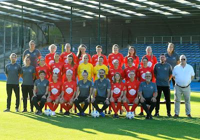 Le Standard Femina fait le job face au White Star, Anderlecht déroule à Gand