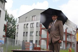Photo: dyrektor Orthwein - Osiedle Tęczowe