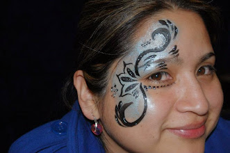 Photo: Face Painting by Bella the Clown, San Bernardino, Ca Call to book Bella today at 888-750-7024