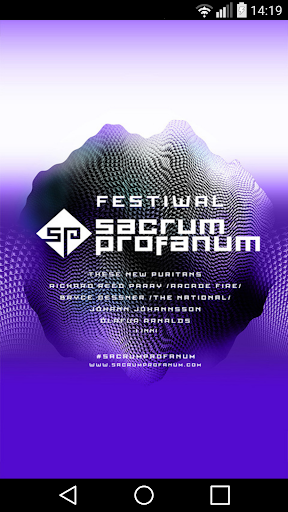 Festiwal Sacrum Profanum