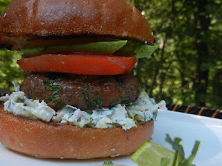 Tinga Hamburguesas With Cotija-lime Slaw Recipe
