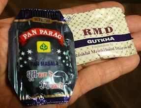 Photo: PAAN or PAN Dried Instant Mumbai
