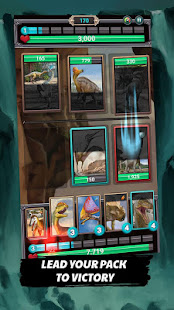 Game Jurassic Dinosaur: Carnivores Evolution - Dino TCG APK for Windows Phone