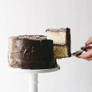 Grown Up Birthday Cake