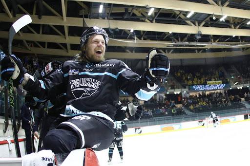 Antti Tyrväinen ja Pelicans nähdään tulevallakin kaudella Tallinnassa. Nyt mukana on peräti neljä joukkuetta.