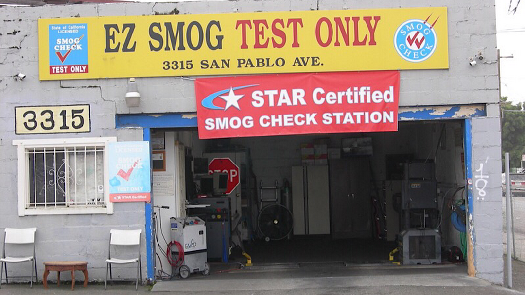 Smog Check Cost >> Ez Smog Check Oakland Star Certified Test Only No Need