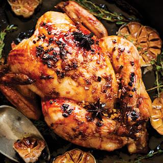 Soy Orange Glazed Chicken