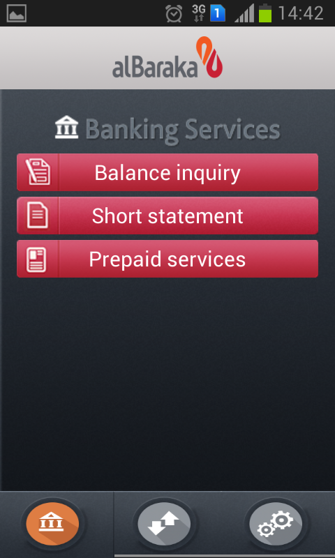 Al Baraka Sudan Mobile Payment- screenshot