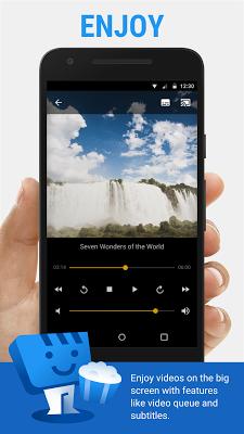 Web Video Cast | Browser to TV (Chromecast/DLNA/+) - screenshot