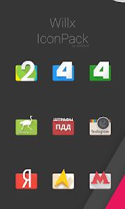 Willx Icon Pack v1.4 b35