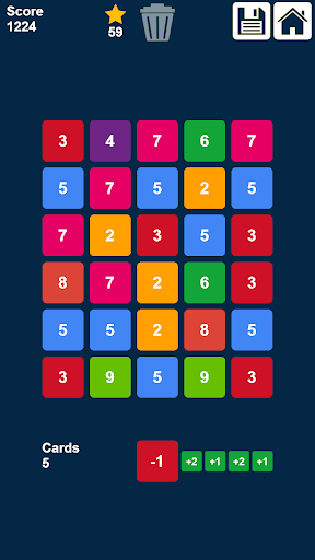 Drag n Merge Numbers: Match 3 Merge Puzzle v1.1.0 de.gamequotes.net 3
