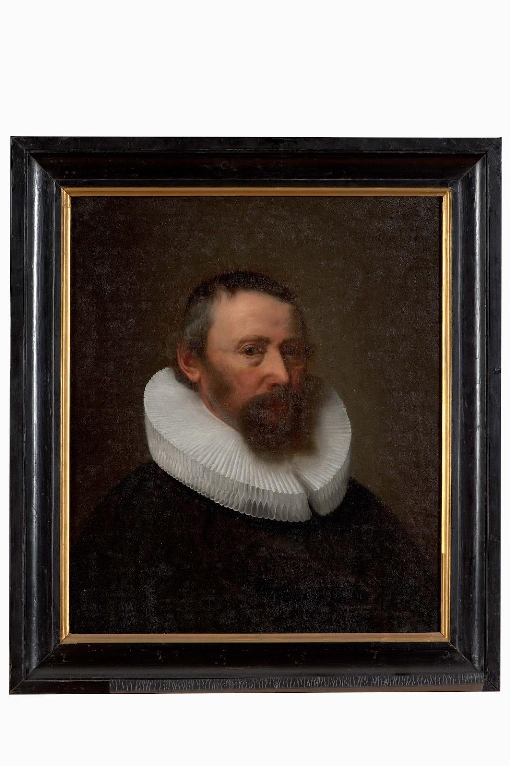Portret van burgemeester Jan Jansz Orlers  Museum De