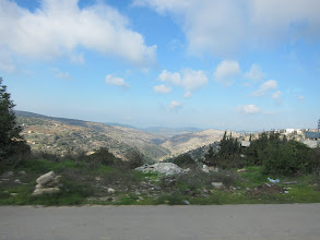 Photo: Kidron valley