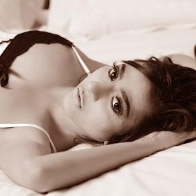 Here I am by Secret Photos - Nudes & Boudoir Boudoir